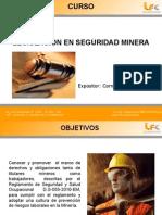 Legislación en Seguridad Minera