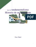 Fundamentalismo Bíblico - Pere Piñol