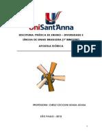Apostila Pratica de Ensino Diversidade Revista Corrigida 2012
