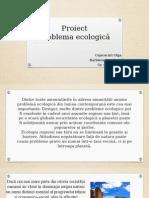 6. Problema Ecologica