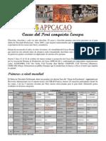 1_Cacao Del Perú Conquista Europa