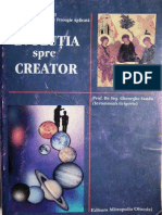 Evolutia Spre Creator - Gheorghe Sandu
