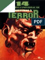 Misterio y Terror 14