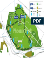 SPAR Great Ireland Run 2013 Course Map