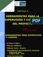 Herramientas de Supervisión y Control de Proyectos