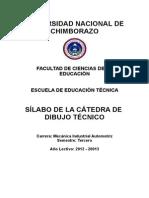 silabodedibujotecnicounach-130522095718-phpapp01