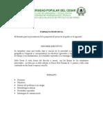 FORMATO PROPUESTA DE GRADO INGENIERIA ELECTRONICA UPC