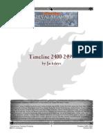 Warhammer Timeline 2400-2499