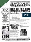 HRWF RedwoodAlert November 2014