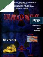 Presentación Uranio