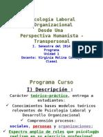 Organizacional historia