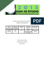 1 RIEB Contexto Pedagogico Guia de Estudio 2015