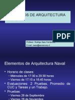 1.-Clases UT 1 Arquitectura Naval en Valparaíso 2014 Clase 20 Ago Para Envío