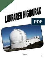 LURRAREN HIGIDURAK - 2. maila IkaSMina