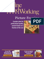 Picture Frame Jig Plan