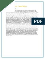 Chapter1 Heidi Resumen