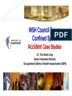 Confined Space Accident Case Studies