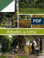 Libro Arboles de Lima