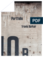 Travis Barker Design Portfolio