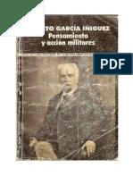 Calixto Garcia Iniguez Pensamiento y Acción Militares Arregaldo Red