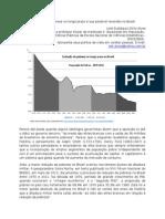 A redução da pobreza no longo prazo e sua possível reversão no Brasil