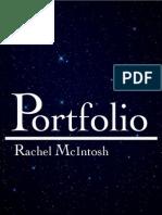 Rachel McIntosh - Portfolio