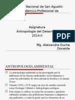 Desarrollo y Ecologia - Antropologia Ecologica