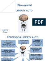 Beneficios Liberty Autos