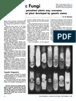 Pathogenic fungi