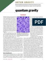 Loop QuantAm Gravity