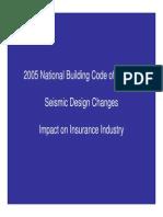 2004 Sept NBCC 2005 Seismic Changes Combined Presentation