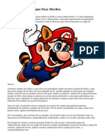 Nintendo Y Los Juegos Para Moviles