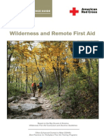 Wilderness Remote First Aid Manual