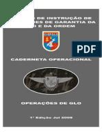 Caderneta Operacional Op Glo