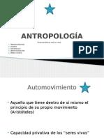 Antropología Clase 1