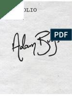 Adam's Portfolio