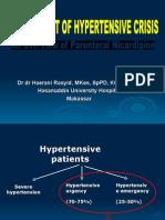 Haerani Rasyid Bppn-hypertensive Emergency