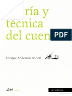 Teoria y Tecnica Del Cuento