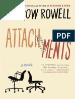 Rainbow Rowell - Attachments