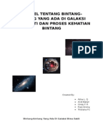 tugas fisika ttg bintang di galaksi bima sakti dan proses kematian bintang.docx