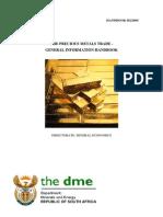 Precious Metals Trade Handbook