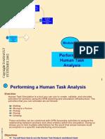 DELMIA-Human Task Analysis