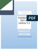 Manual SSH