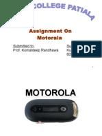 Copy of Motorola
