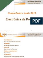 Clase 1 Electronica de Potencia UAS