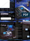 Complete Manual for Yamaha AW 4416