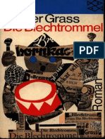 [Günter Grass] Die Blechtrommel GERMAN(Bookos.org)