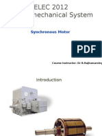 Lecture 12 - Synchronous Motor_st