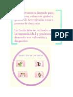 Escala Abreviada de Desarrollo de Ortiz Pinilla.