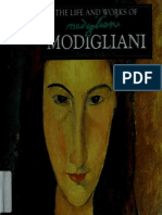 The Life and Works of Modigliani